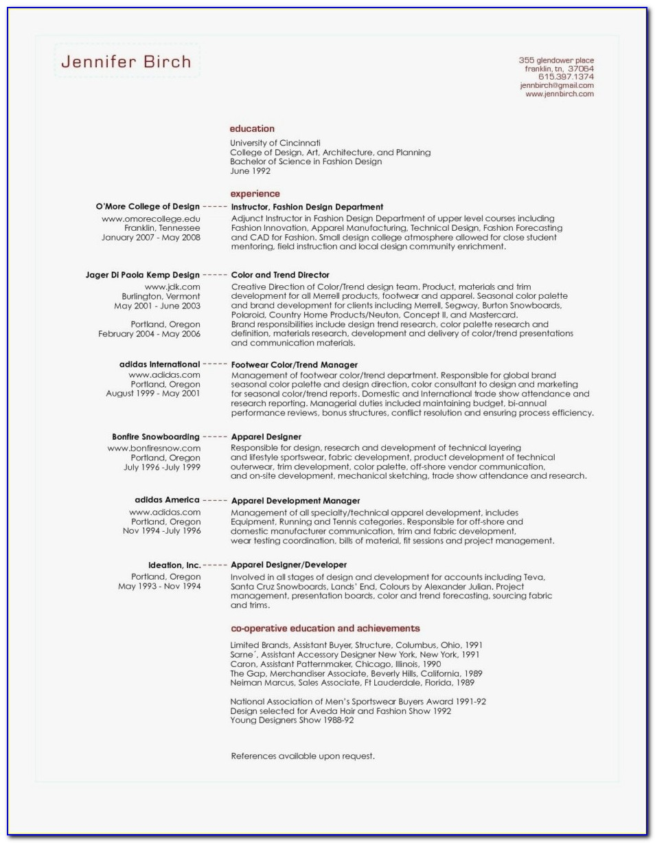 Technical Resume Writer Free 30 Resume Writing Class Examples