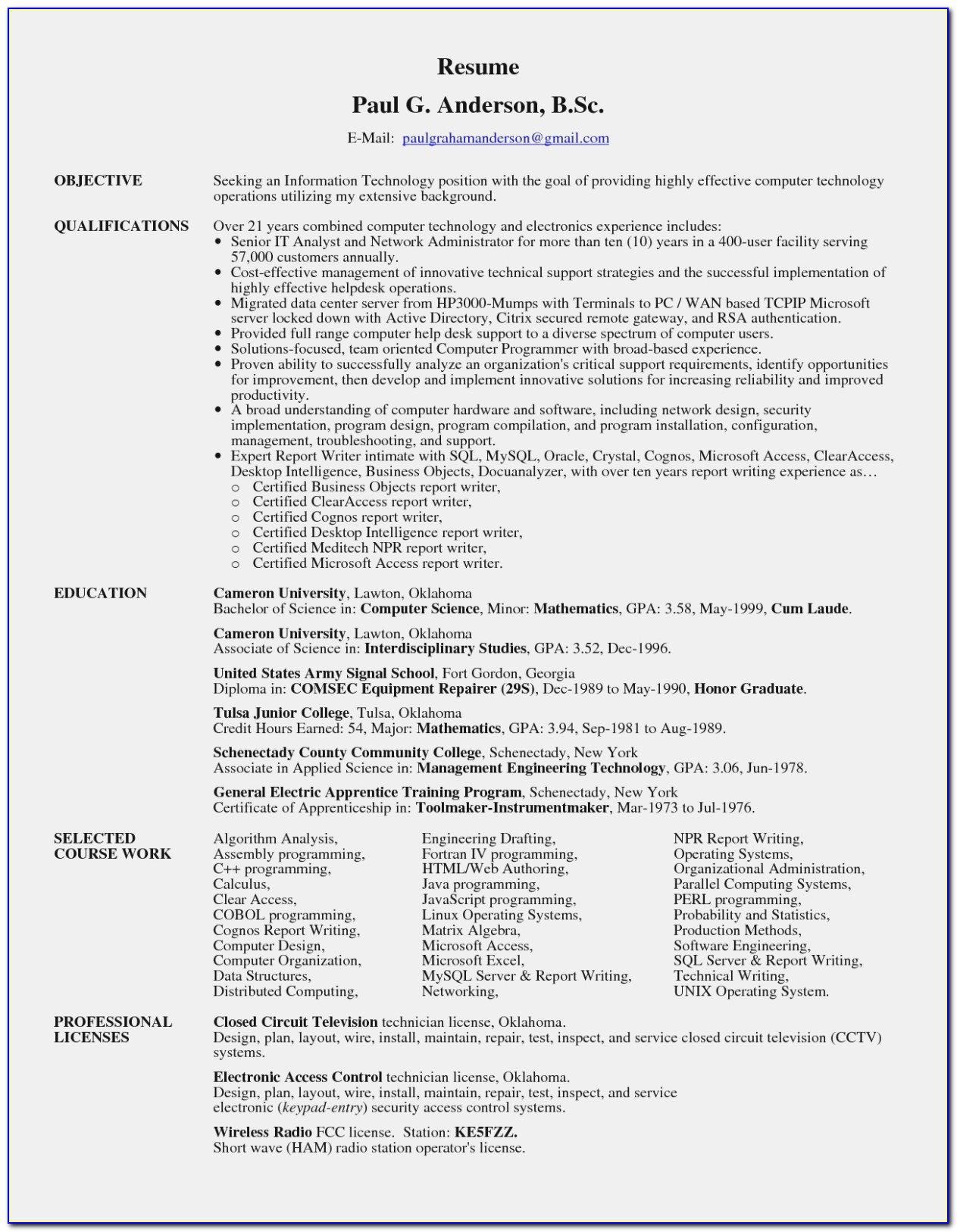 Technical Resume Writing Services Unique Technical Resume Writer Engineering Resume Writer