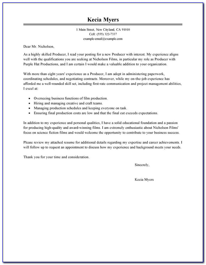How To Write A Cover Letter For Resume Correct Way To Write A Pertaining To How To Write A Correct Resume