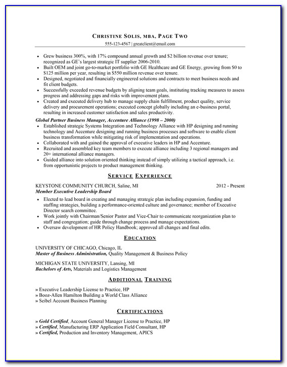 Top Rated Resume Templates
