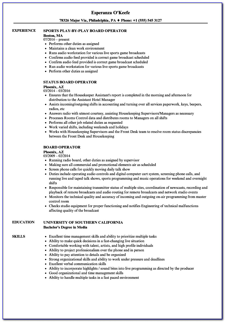 Upload Resume Job Boards