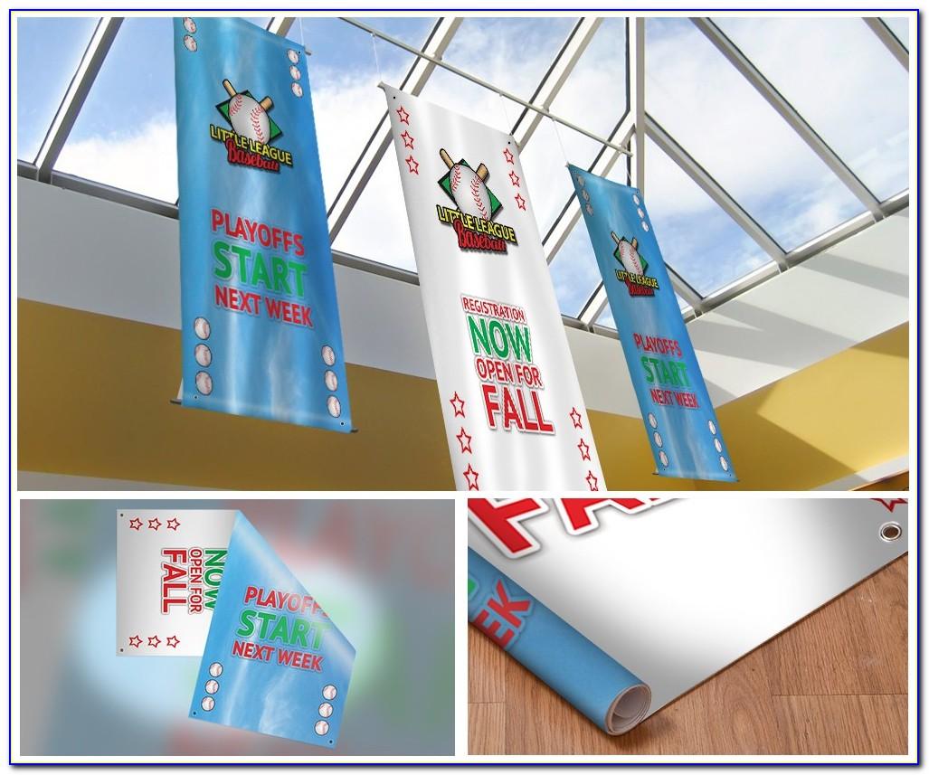 4x8 Banner Template