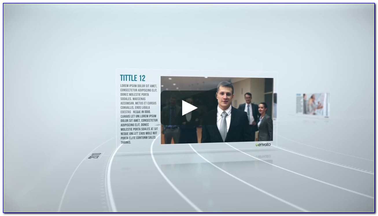 After Effects Photo Slideshow Template Free Download
