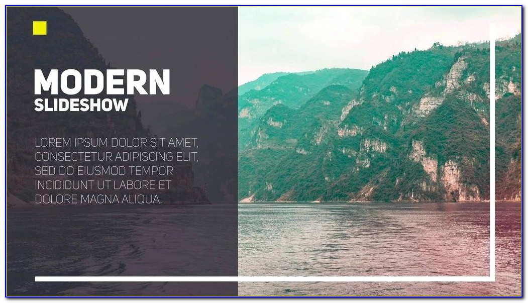 After Effects Photo Slideshow Template Free Downloads