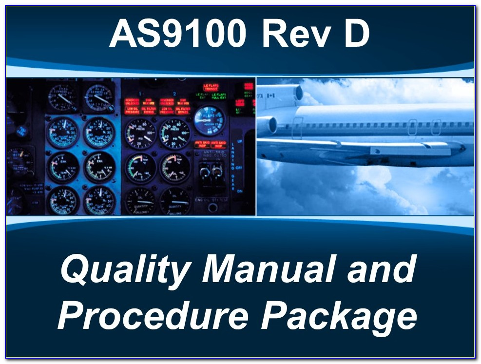 As9100 Rev D Quality Policy Examples