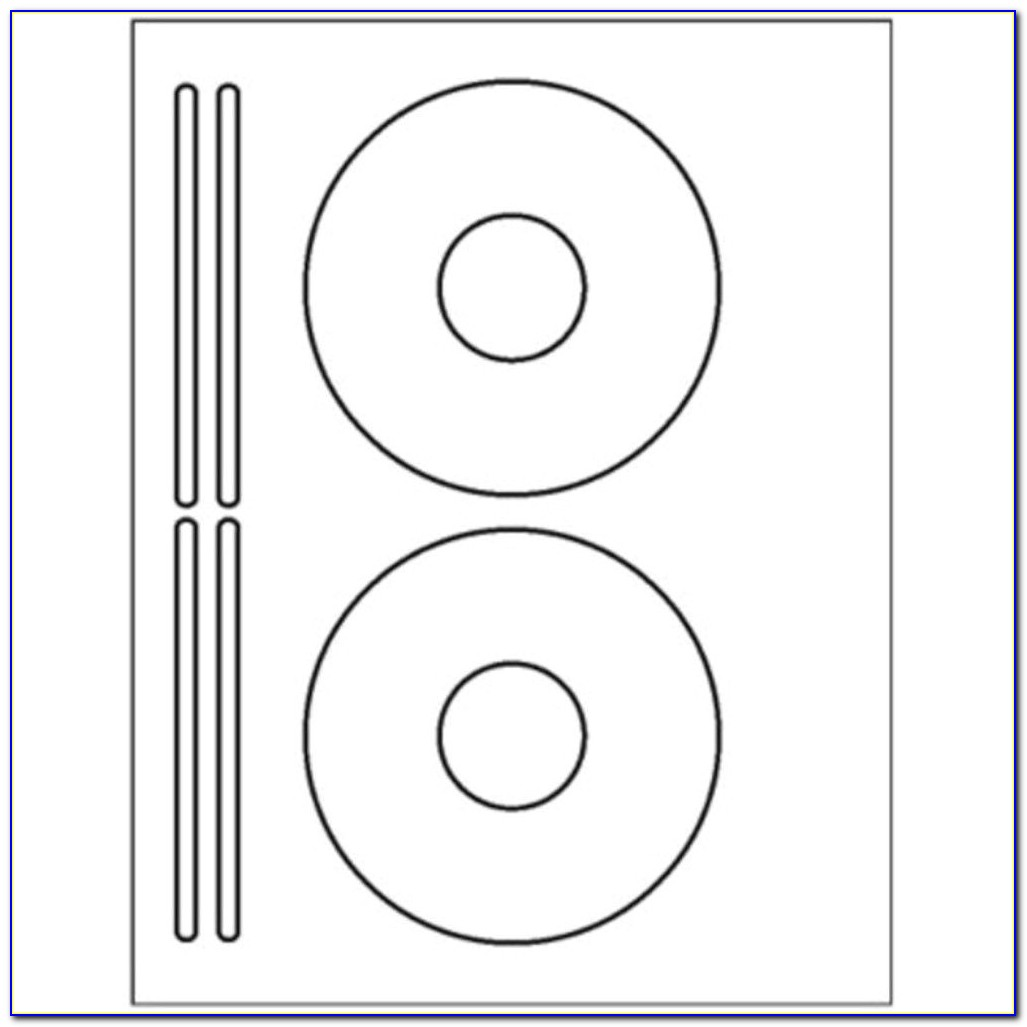 Avery Cd Label Template 7692 200 Cd Or Dvd Labels 5931 Template Used To Create 2 Cd