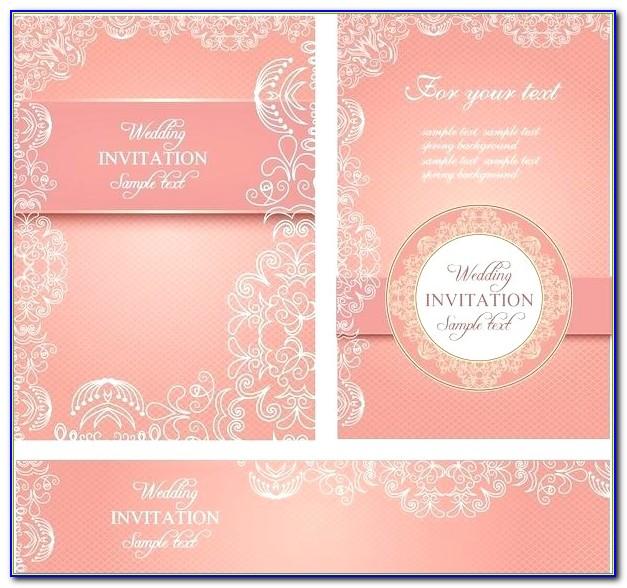 Christian Wedding Invitation Card Format In English ? Silverstoresfo
