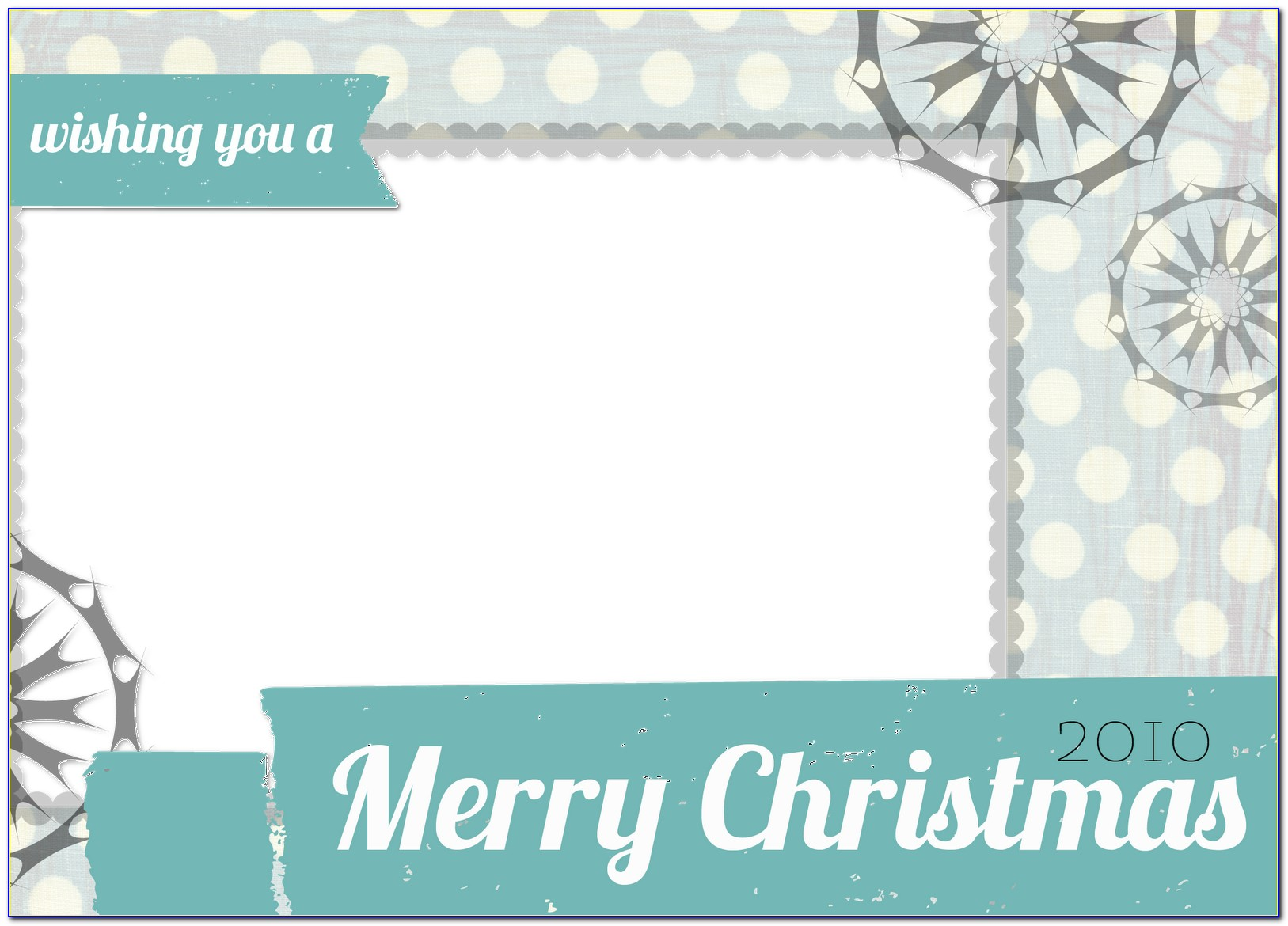 Christmas Business Card Templates Free