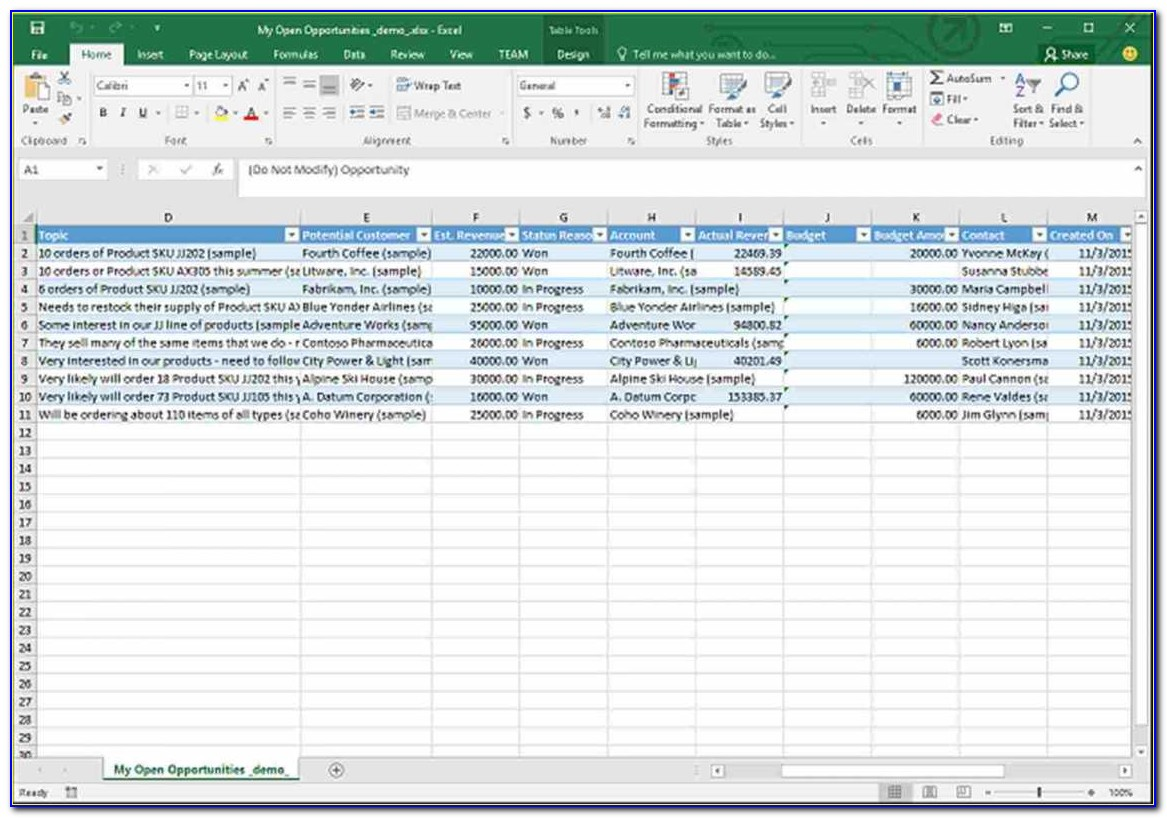 Excel Templates For Customer Database Free   Template Designs And Ideas