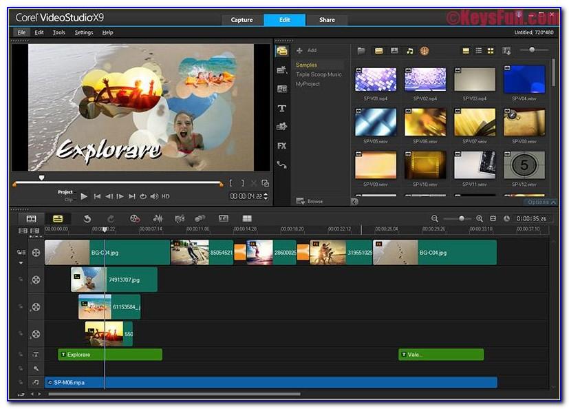Corel Video Studio Wedding Template Download