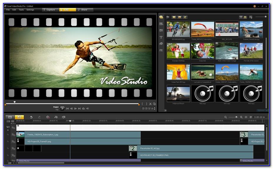 Corel Videostudio Template Download