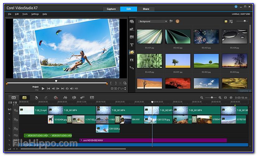 Corel Videostudio Template Free Download