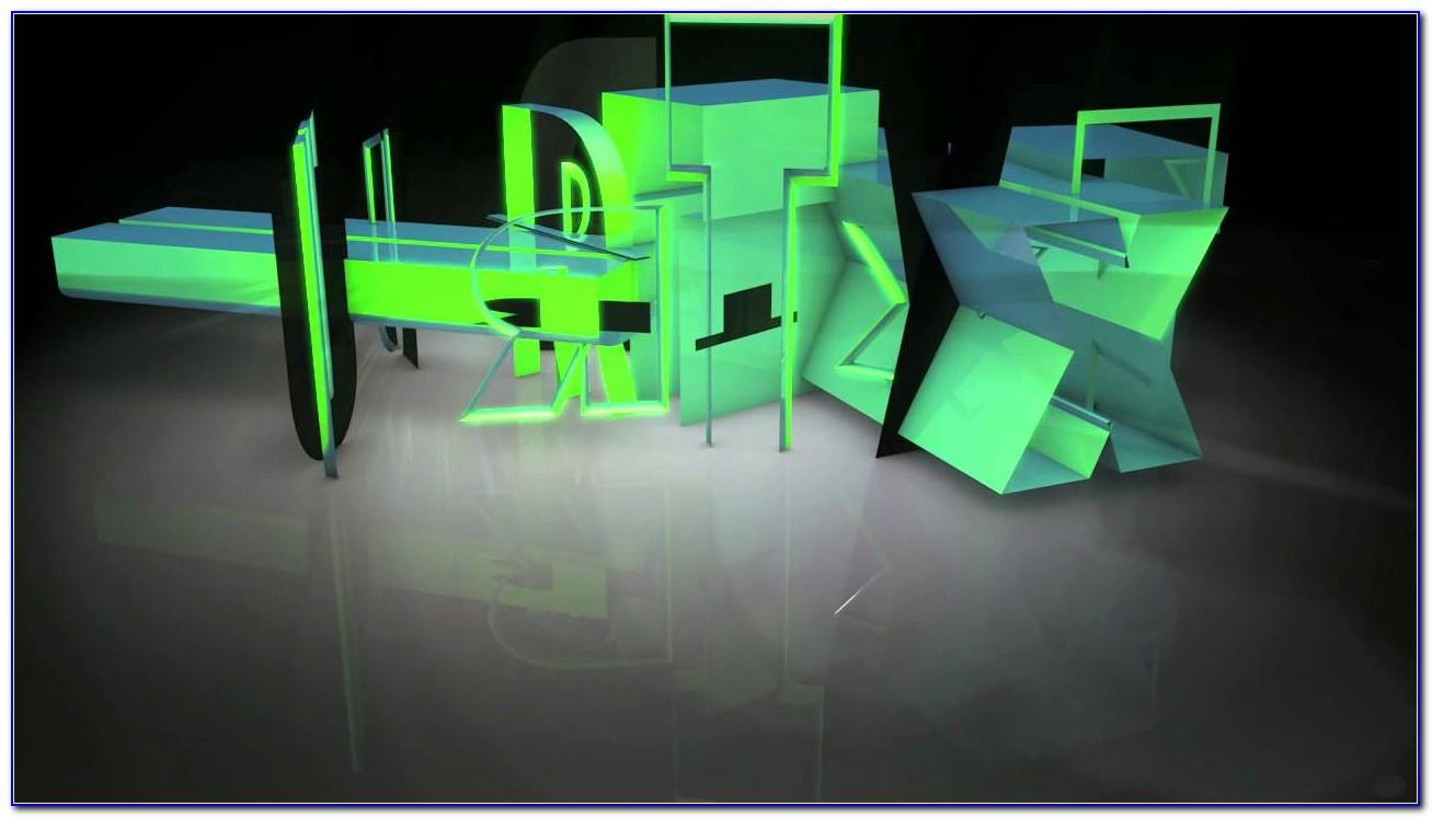 Cubist C4d Logo Animation Cinema 4d Templates (videohive)