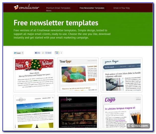 Dental Office Newsletter Template Free