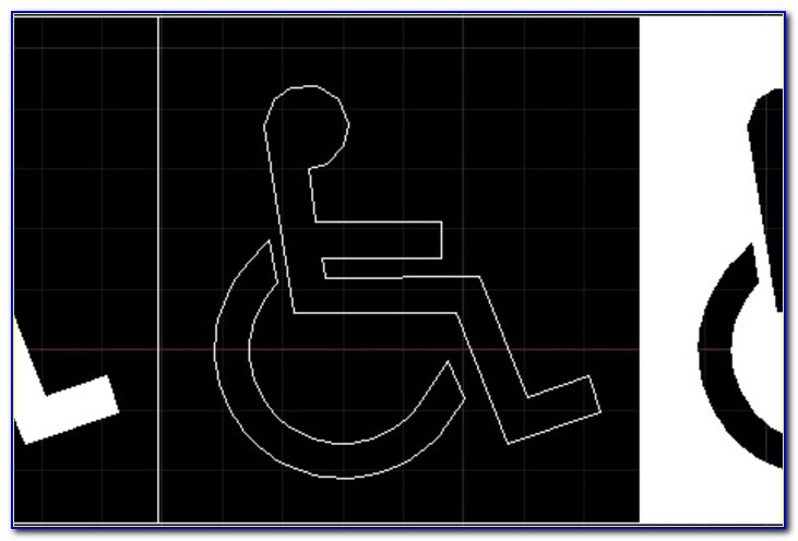 Disabled Parking Template Uk