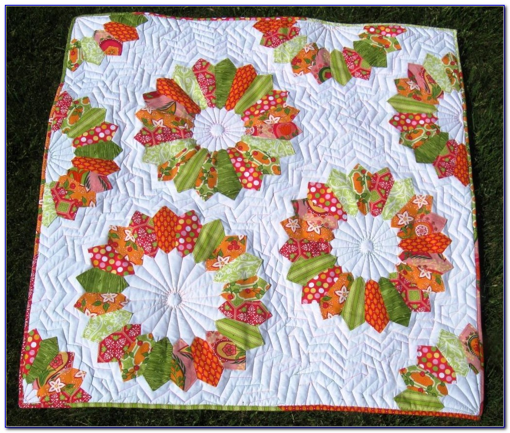 Dresden Plate Quilt Pattern History