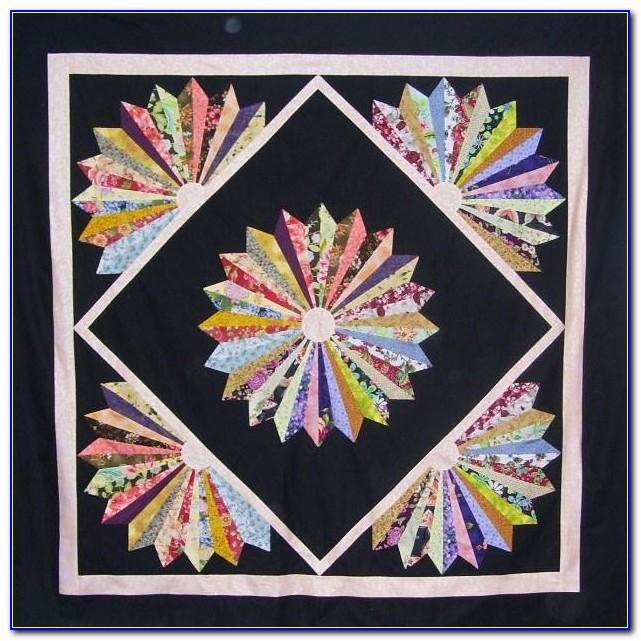 Dresden Plate Quilt Pattern Ideas