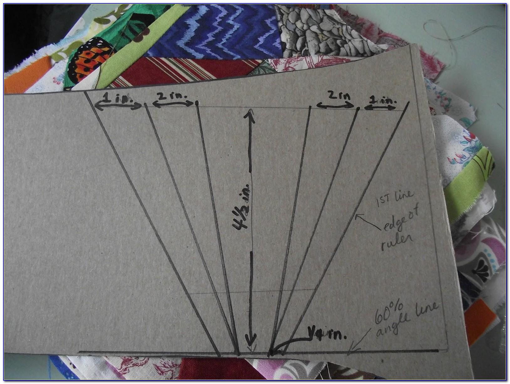 Dresden Plate Quilt Pattern Patchwork