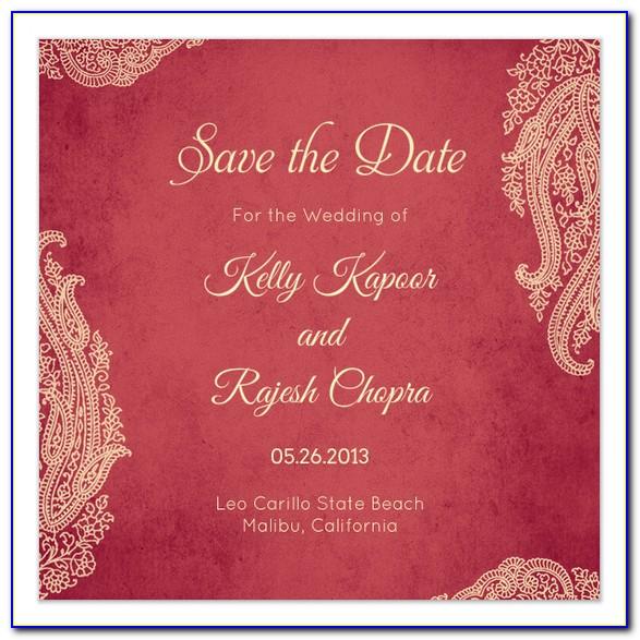 Ecard Wedding Invitation Templates Free