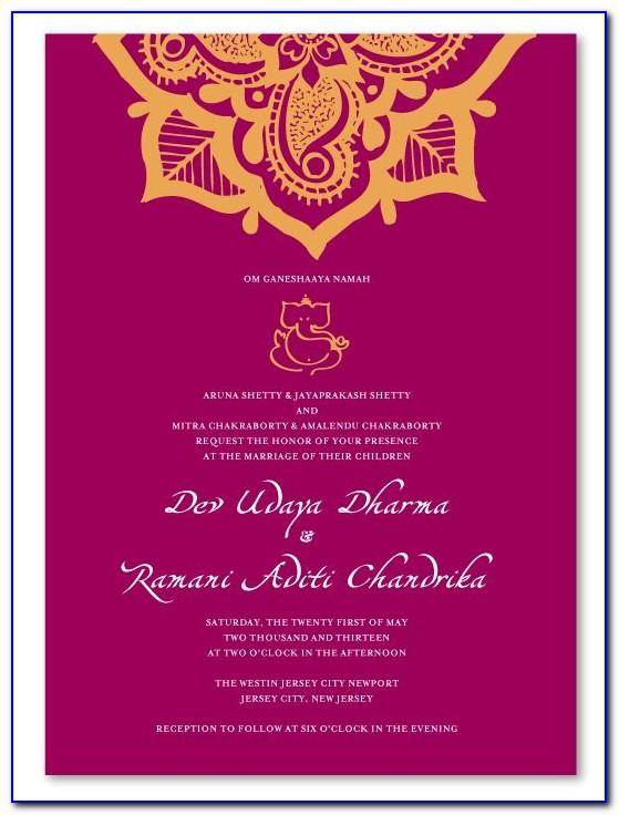Engagement Invitation Template Free