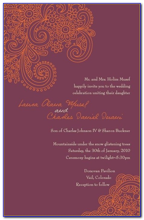 Engagement Invitation Templates Psd