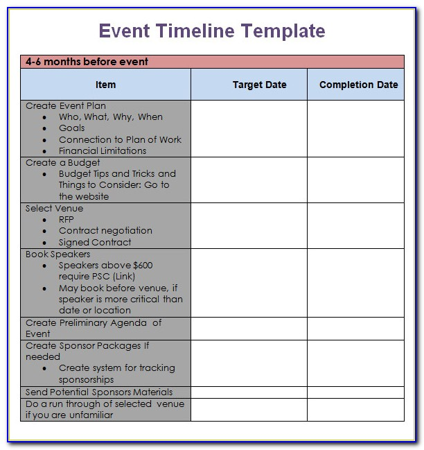 Event Planner Html Template Free Download