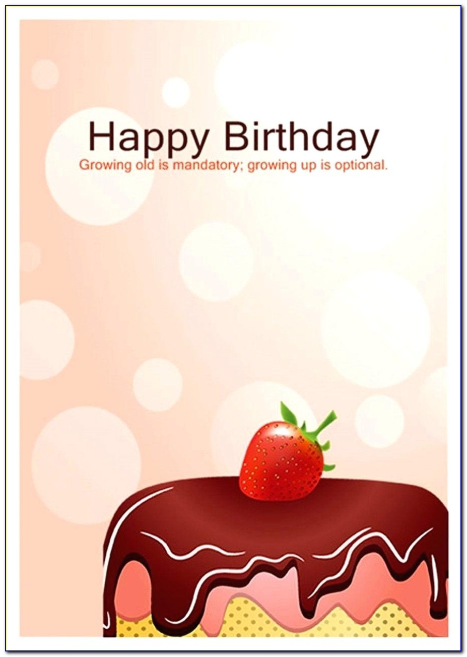 Free Birthday Ecard Templates