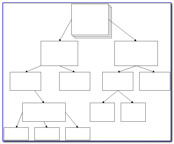Free Blank Flow Chart Template For Powerpoint