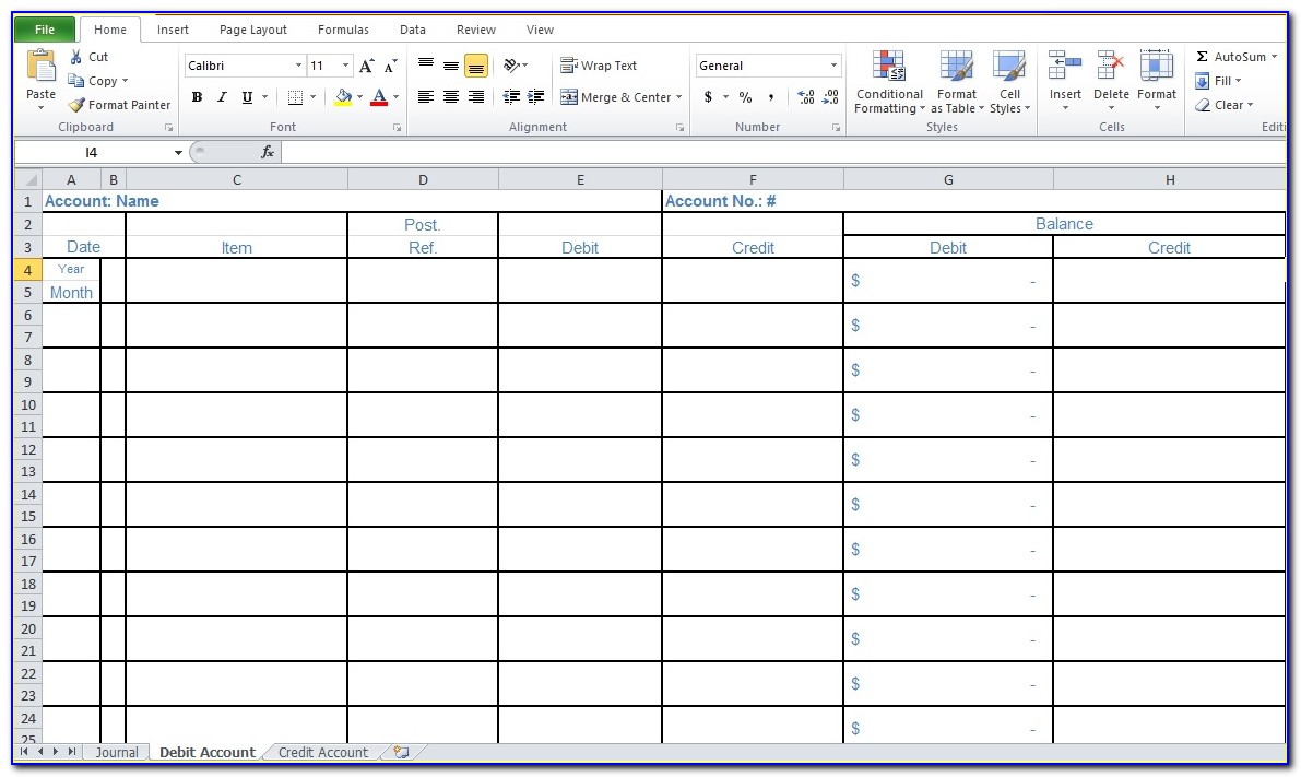 Free Bookkeeping Templates For Small Business Australia