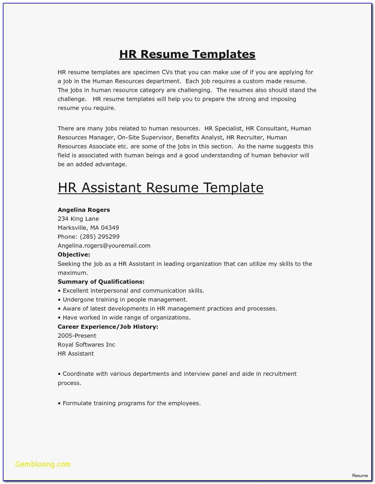Email Blast Templates Free Download Unique Free Marketing Resume Template Myacereporter Myacereporter