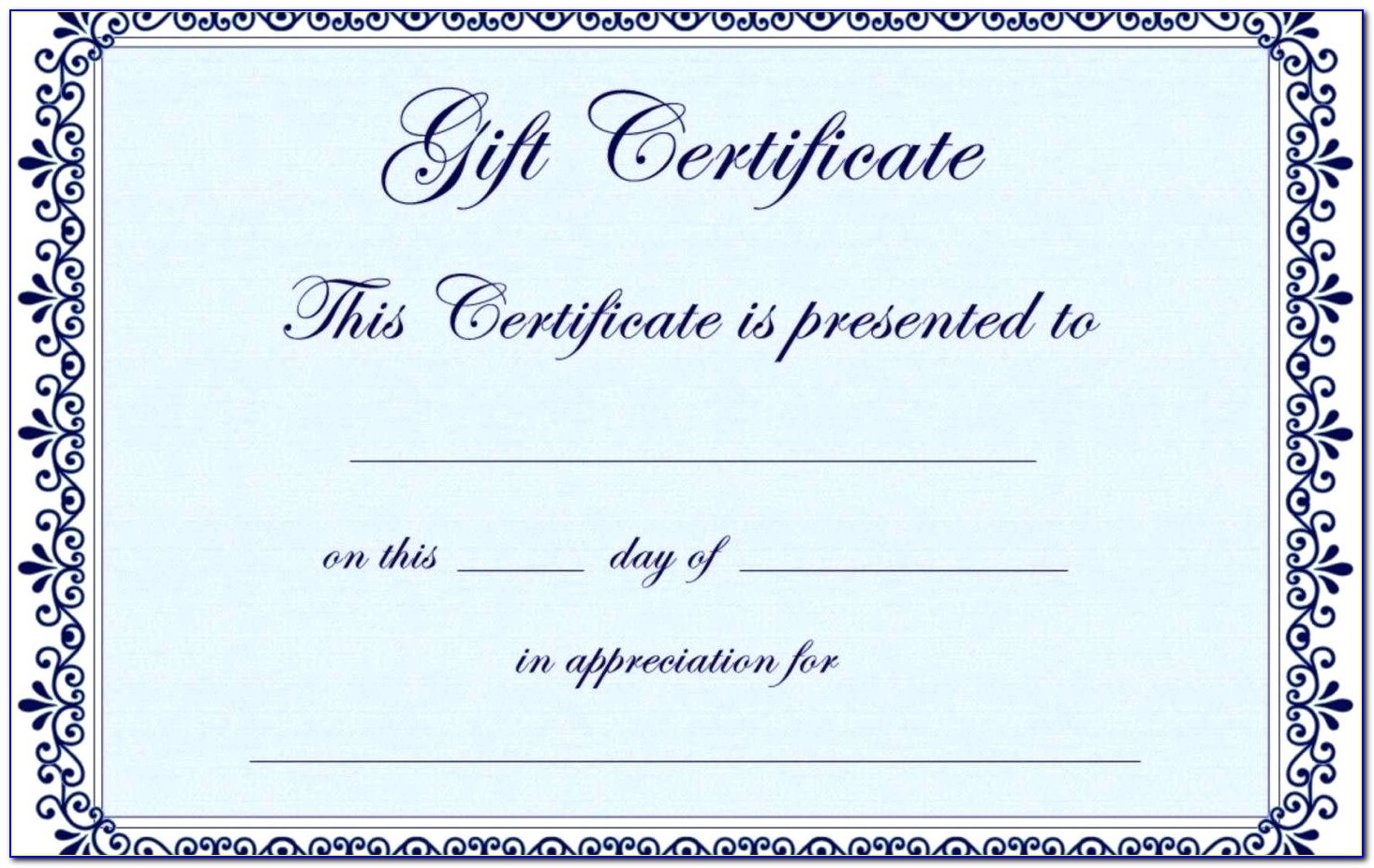 Free Edit Baptism Certificate Template Word