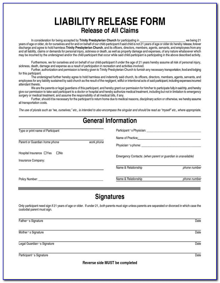 Free Legal Form Templates
