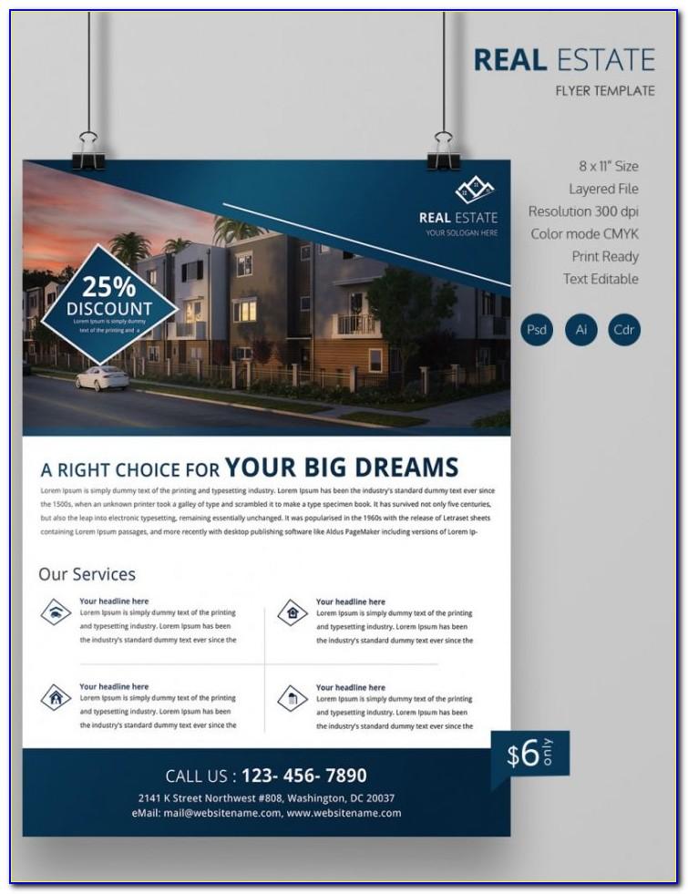 Free Marketing Brochure Template