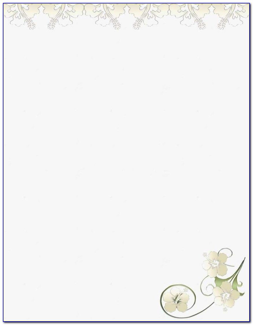 Free Holiday Stationery Templates For Word Unique Free Able Stationery Manqal Hellenes
