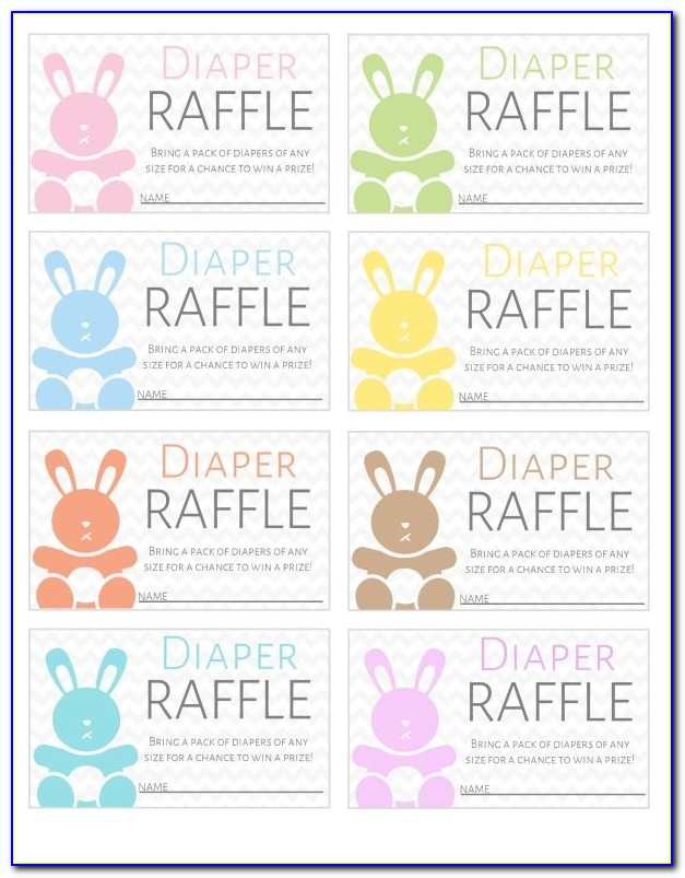 Baby Raffle Ticket Template Asafon.ggec.co With Free Printable Baby Shower Raffle Tickets Template