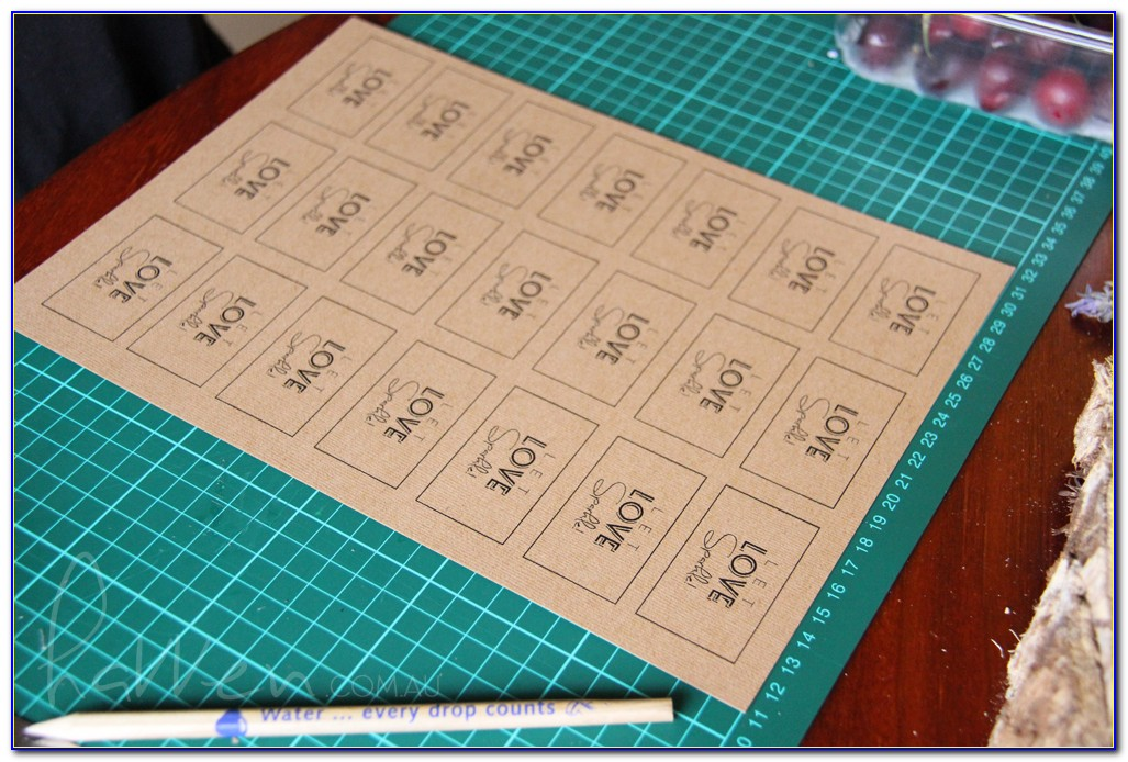 Free Printable Bridal Shower Favor Tags Template