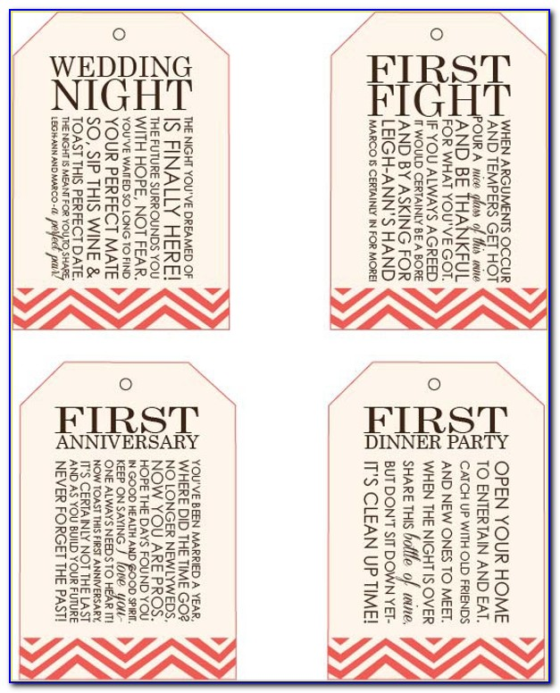 Free Printable Wine Bottle Tag Template
