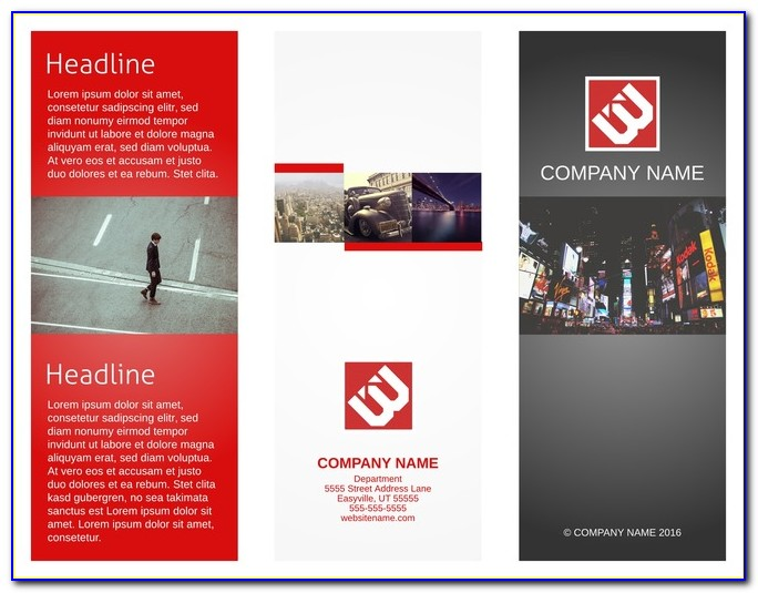 Free Product Brochure Templates For Word