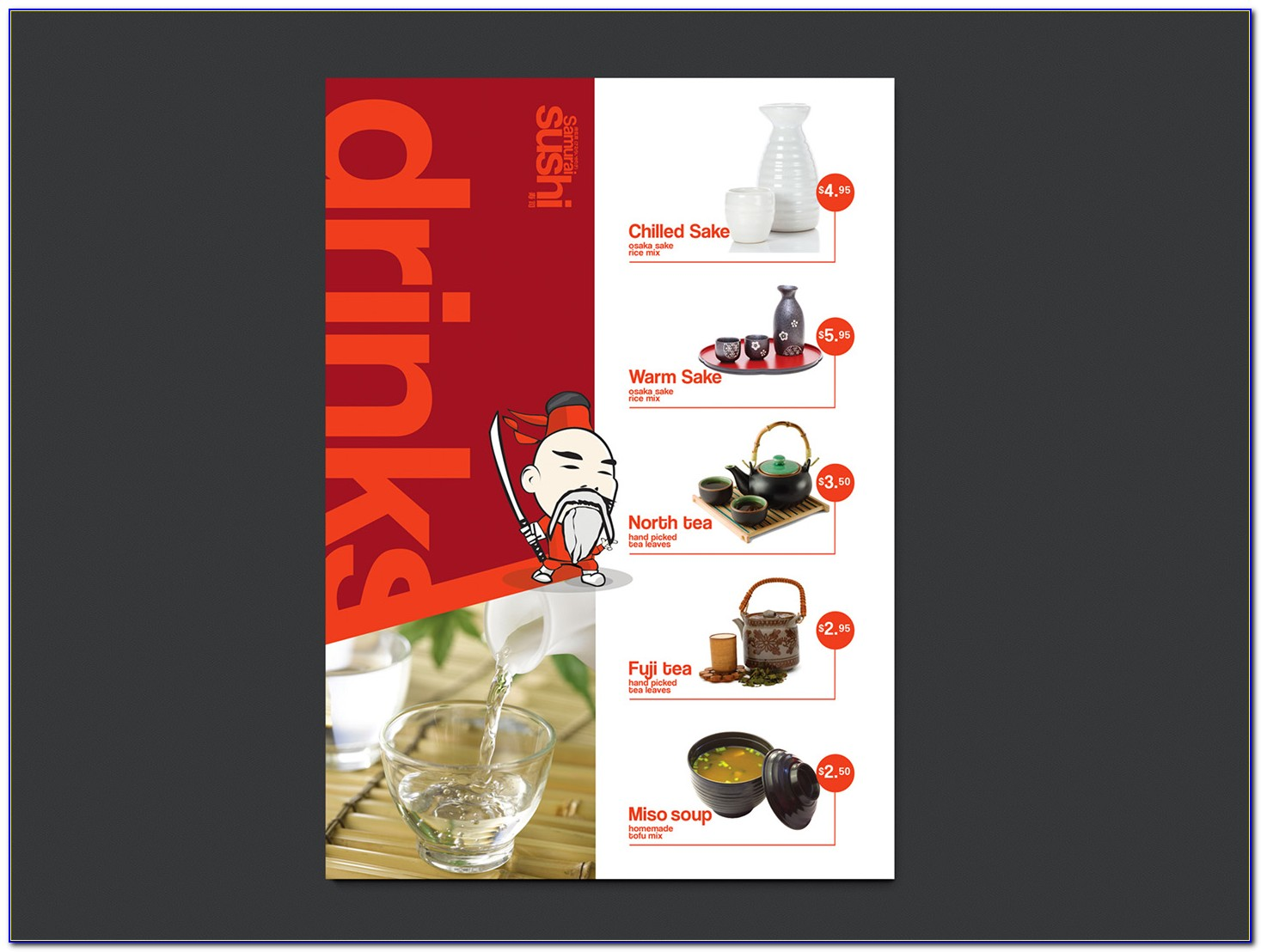 Free Restaurant Flyer Template Download