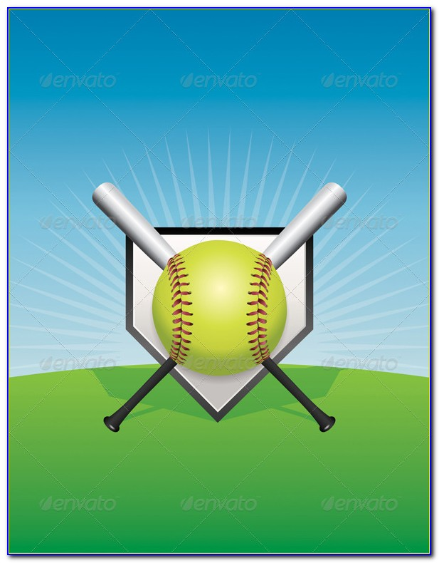 Free Softball Tryout Flyer Template