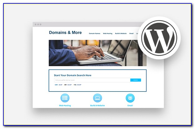 Godaddy Reseller Wordpress Template