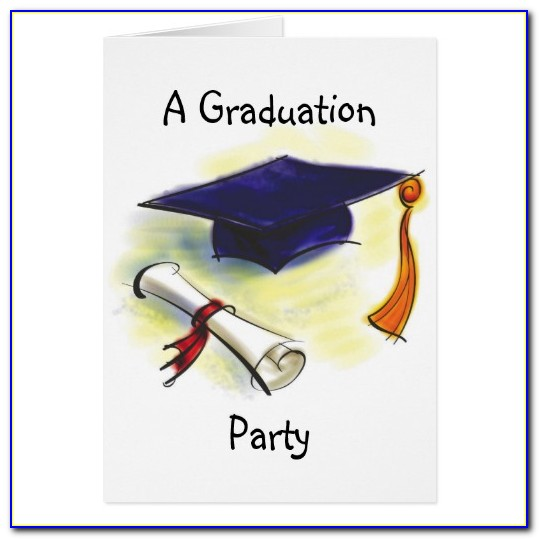 Graduation Name Card Templates Free