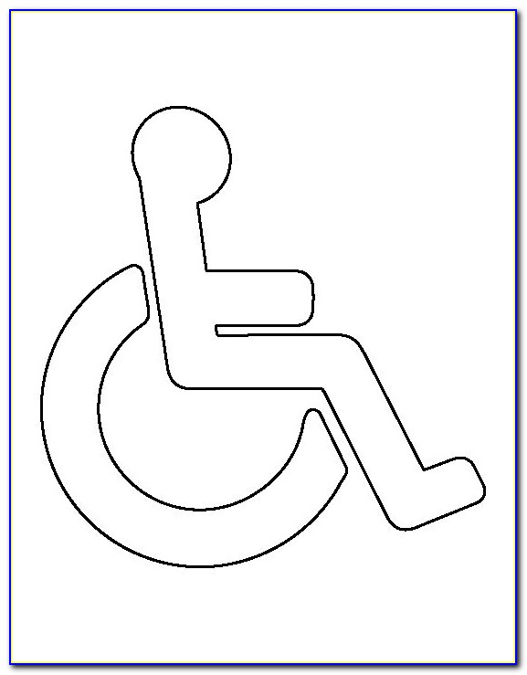 Handicapped Parking Meme Template