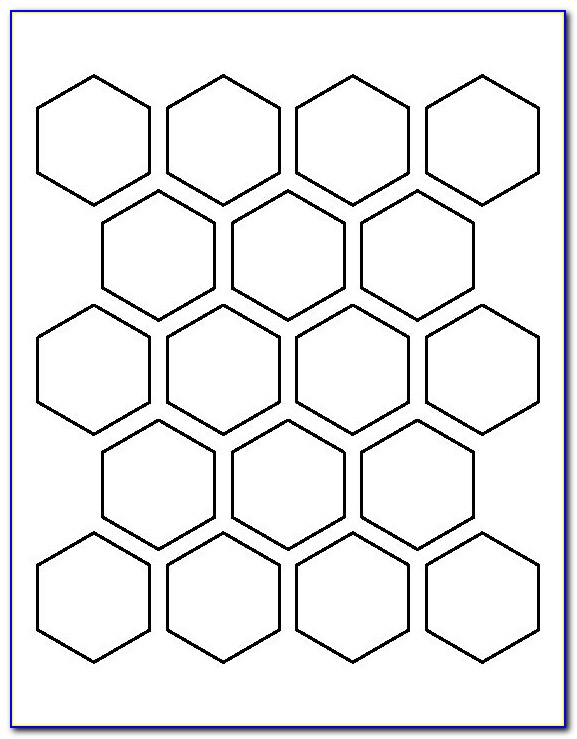 Hexagon Quilting Designs