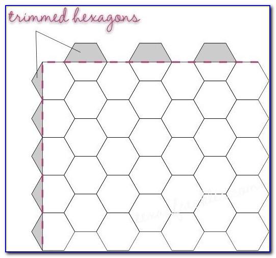 Hexagon Quilting Patterns