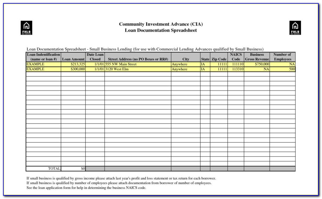 Household Expense Spreadsheet Template Free
