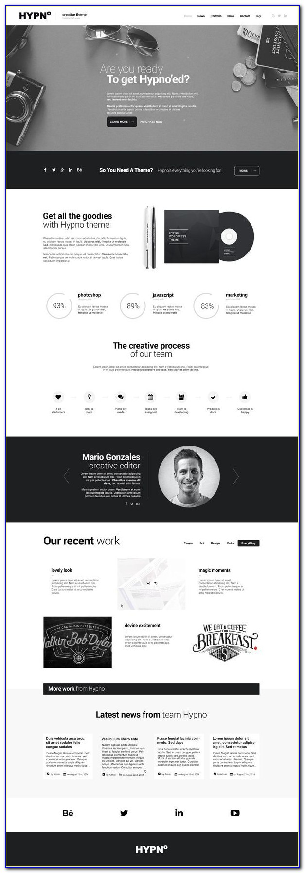 Html5 Product Catalog Template