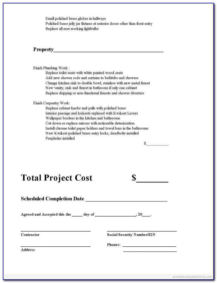 Illinois Waiver Of Lien Template