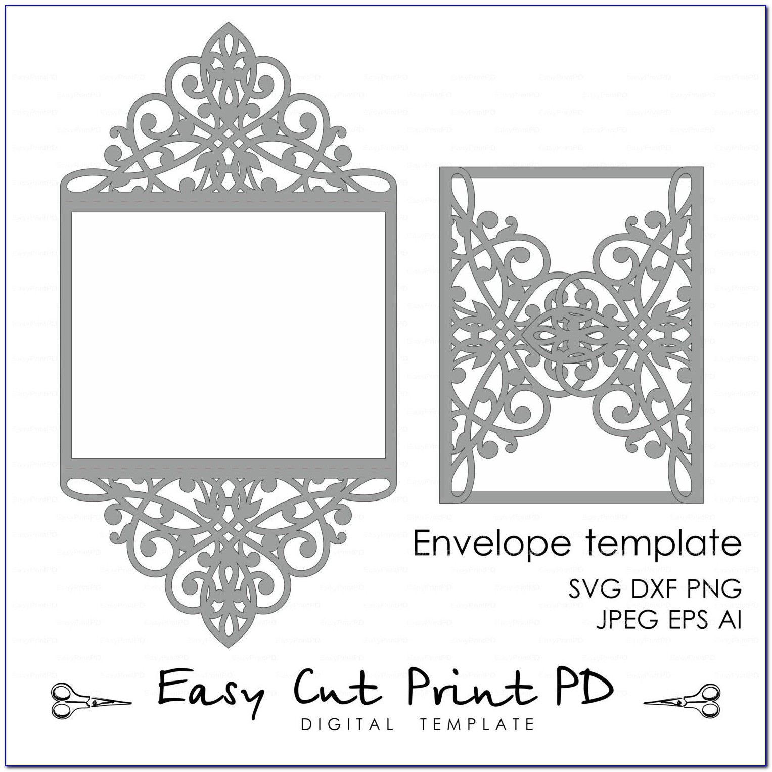 Laser Engraving And Cutting Templates