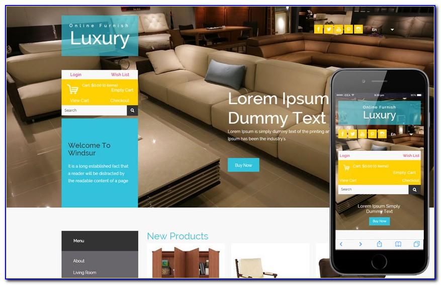 Luxury Car Website Templates